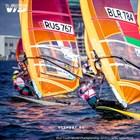 Первый соревновательный день мирового первенства2019 RS:X Windsurfing Youth World Championships.