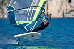 Techno Windfoil 130 новое виндсерф - фойл оборудование для юниоров