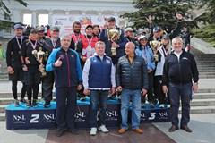 В Севастополе при поддержке «ВнешТрейдСервис» завершилась регата «Русская весна 2021»