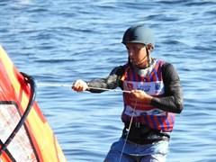 Соревнования по виндсерфингу в классе IQFoil продолжаются