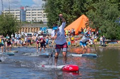 Итоги SUP FEST Yaroslavl