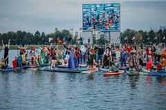 Эксперты компании «Внештрейдсервис ЛТД» дали высокую оценку Open Water SUP Fest