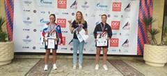 Чемпионат России в классе IQF: лидеры страны - Егор Жилин и Анна Сагуленко
