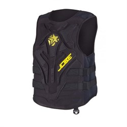 Ruthless Molded Vest Men Yellow - фото 22988
