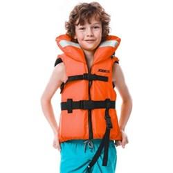 Жилет дет. Jobe 21 Comfort Boating Vest Youth Orange - фото 23332