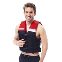Жилет унисекс JOBE Dual Vest Red - фото 23336
