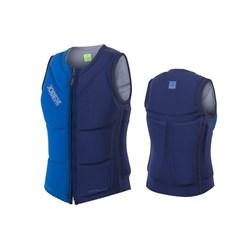 Rev. Comp Vest Men (zipper) Blue - фото 23388