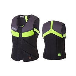 Hybrid Comp Vest Men Lime - фото 23390