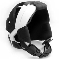 Шлем EVA Head-Protection Black/White - фото 23852