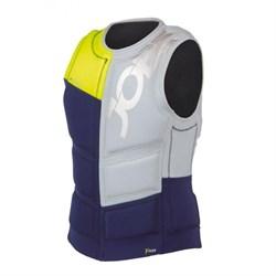 Impress Comp Vest Men Gray - фото 23934