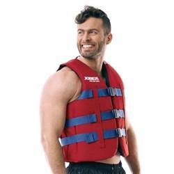Жилет унисекс JOBE Heavy Duty Vest Red - фото 24012