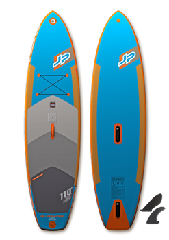 "SUP JP-Australia 2019 ALLROUNDAIR 11'0""x34"" LE WS CF (6"" thickness) - фото 35209"