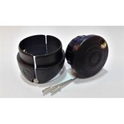 Запчасти NP 2021 UXT CLAMSHELL ADJ with 2 rivets and 1 top cap