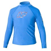 Гидромайка лайкр. JUNIOR L/S RASHGUARD