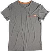 Футболка муж. JOBE Discover T-shirt Men Slate
