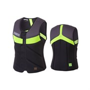 Hybrid Comp Vest Men Lime (SL)