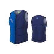 Rev. Comp Vest Men (zipper) Blue