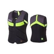 Hybrid Comp Vest Men Lime