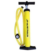 SUP PUMP (YELLOW) с манометром