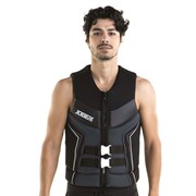 Segmented Jet Vest Backsupport Men