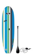"SUP BIC Sport 2019 SLIDE PACK 9'0"" (доска, весло, лиш)"