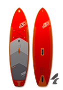 "SUP JP-Australia 2019 ALLROUNDAIR 10'6""x32"" SE WS CF (6"" thickness)"