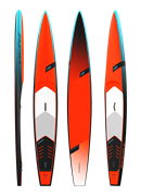 "SUP JP-Australia 2020 Allwater Race 14'0"" PRO"