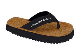 Шлепки BEACH SANDALS CORK-US SIZE JP 2020