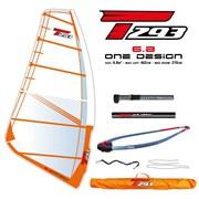 Рангоут BIC Sport One Design 6,8 V2 (Парус, Мачта, Гик, удлинитель, стартшкот)