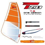 Рангоут BIC Sport One Design 7,8 V2 (Парус, Мачта, Гик, удлинитель, стартшкот)