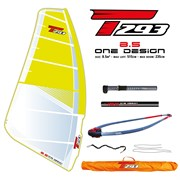 Парус BIC Sport T293 One Design V2 (Парус, Мачта, Гик, удлинитель, стартшкот)