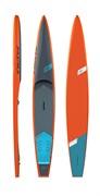 "Доска SUP JP 2021 Allwater Race 14'0"" x 23.5"" PRO"