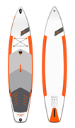 """Доска SUP Jp CruisAir 12'6"""" x 31"""" x 6'' LE 3DS"""
