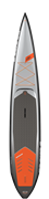 """Доска SUP JP 2021 GT- S 12'6"""" x 29"""" CARBON"""