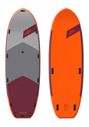 """Доска SUP JP 2021 MonstAir 17'0"""" x 65"""" x 6'' SE 3DS"""