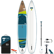 """Доска SUP TAHE 2021 BREEZE WING PACK 12'6"""""""