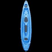 Каяк TAHE 2021 TOBAGO BLUE (вместимость 2+1)