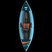 Каяк надувной TAHE 2021 BEACH LP1 PACK (с веслом, вместимость 1)