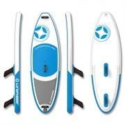 Доска виндсерф. надувная UNIFIBER 21 Experience iWindsurf (без сумки, насоса, ремкомплекта)