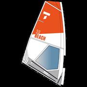 Парус TAHE 2021 WIND RIG BEACH KIDS